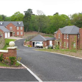 Completed Development - Leek