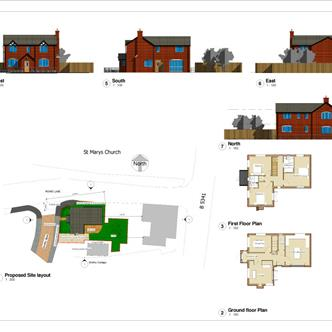 Residential Developments Plan 1